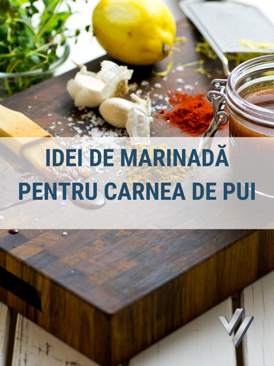 Copy of Copy of Marinada pentru carne de pui